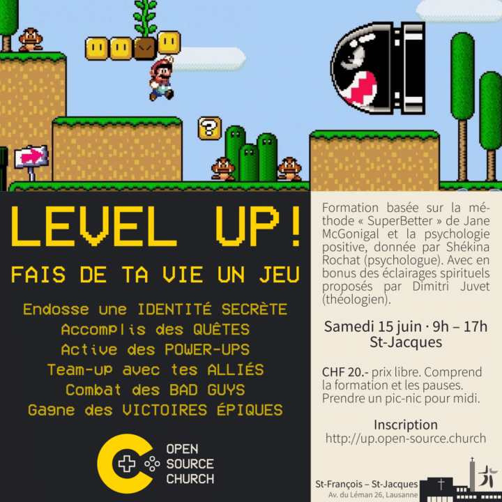 Formation LevelUP!