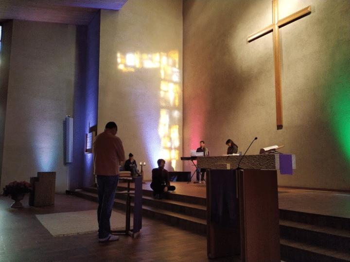 Célébration Open Source Church à St-Jacques