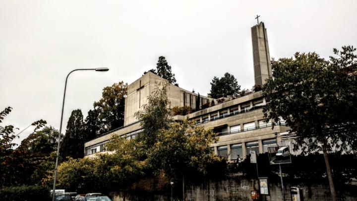 St-Jacques, une vision presque post-apocalyptique