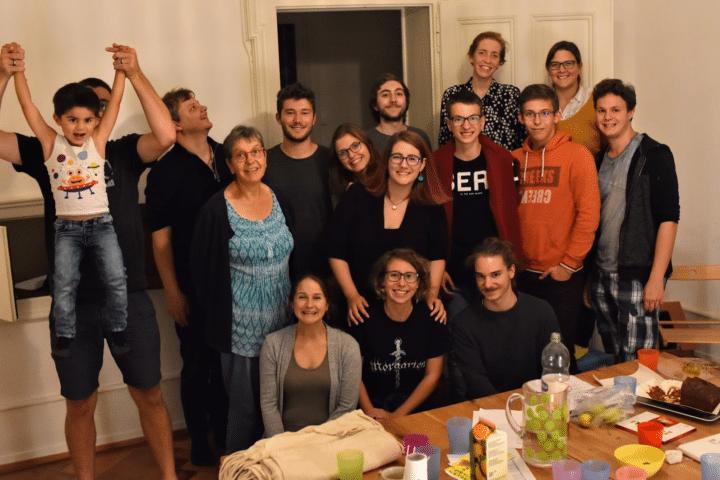 Holygames: équipe enfance