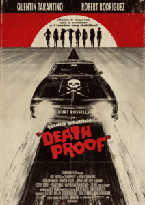 Death Proof de Tarentino